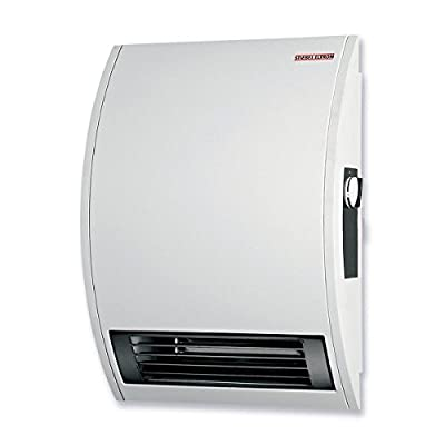 Stiebel Eltron CK 15E 120-Volt 1500-Watts Wall Mounted Electric Fan Heater