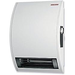 Stiebel Eltron 074058 1500W, 120V CK 15E Wall Mounted Electric Fan Heater