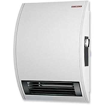 Stiebel Eltron 074058 120-Volt 1500-Watts Wall Mounted Electric Fan Heater