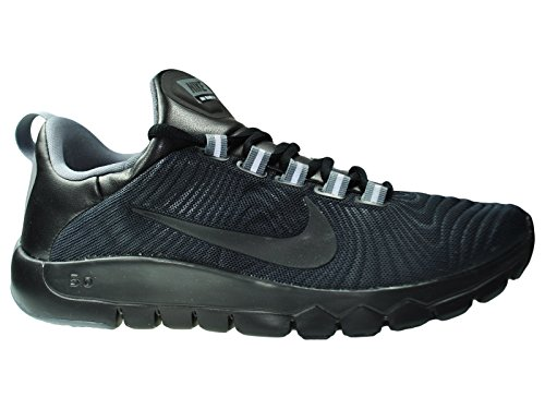 Nike Men's Free Tainer 5.0 Black / Black Synthetic Cross-Trainers Shoes 14 M US