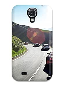 Galaxy S4 Case Cover - Slim Fit Tpu Protector Shock Absorbent Case (stigs Supercar Showdown Stigatildecentacircnotacirccents Bbc Best Motoring Website Daily News Car Re Cars Other)