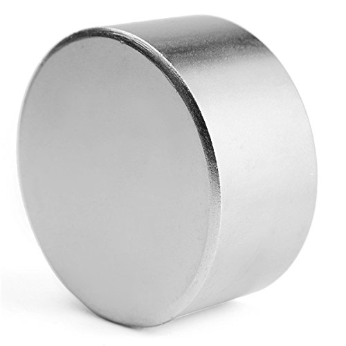 N52 40x20x20mm Round Magnet Rare Earth Neodymium Magnet SINGLE ITEM