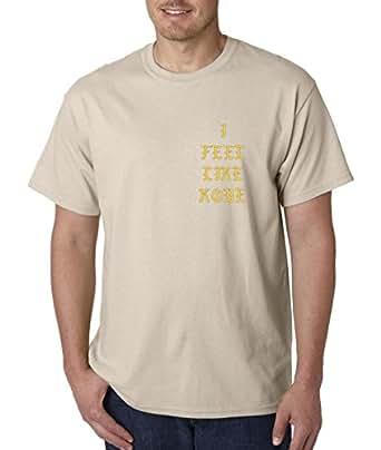 Amazon.com: New Way 424 - Unisex T-Shirt I Feel Like Kobe