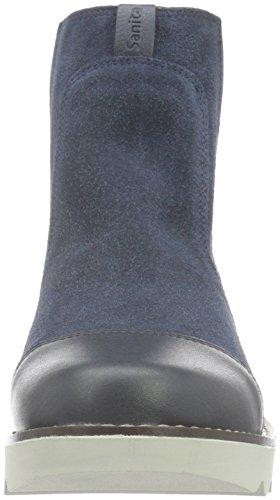 Sanita Women's Lise Ankle Boots Blue (Blueberry 75) rarPJfjq