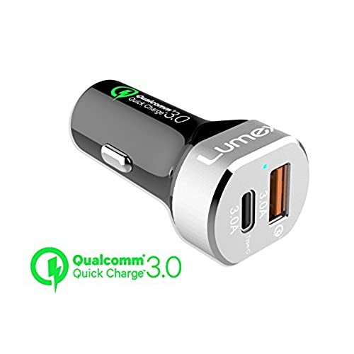 iPad Mini /& Air Dual USB Car Charger Plug Data Cable For iPhone 7 6 5