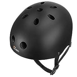 JBM Skateboard Helmet CPSC ASTM Certifie...