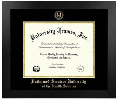 Uniformed Services University of the Health Sciences Most Popular Diploma Frame by Diploma Frame Deals (Image #1)