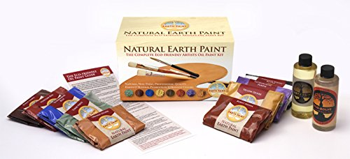 Friendly Eco Natural (The Complete Eco-friendly Oil Paint Kit)