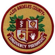 LOS ANGELES COUNTY EMERGENCY PARAMEDIC - LA County EMP Circle 4