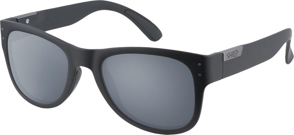 Shred Polarized Belushki No weight CBL Sunglasses with CBL (Vlt 17%) Anomaly Action Sports Sports Sunglasses Men and Women Black/Green