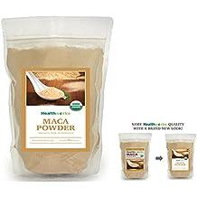 Healthworks Maca Powder Raw Organic, 2lb
