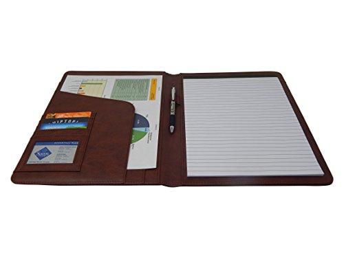 professional business padfolio portfolio case organizer