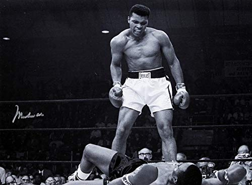 Muhammad Ali - Reprint 8x10 inch Photograph - BOXING Champion Cassius ()