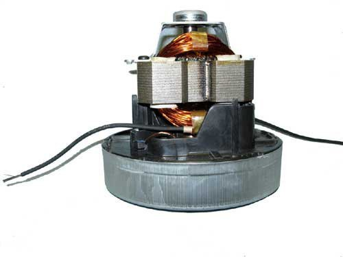 Ametek Lamb 119804 Single Stage Flow Thru Motor (Dust Stage Single)