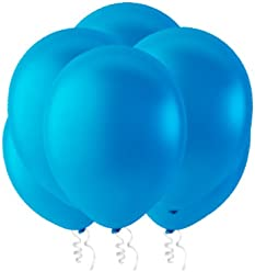 """Creative Balloons 12"""" Latex Balloons - Pack of 144 Piece - Pastel Royal Blue"""