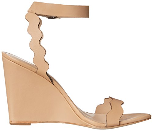 Loeffler Randall Women's Piper Wedge Sandal Wheat outlet official site outlet with paypal newest online XiCulwB