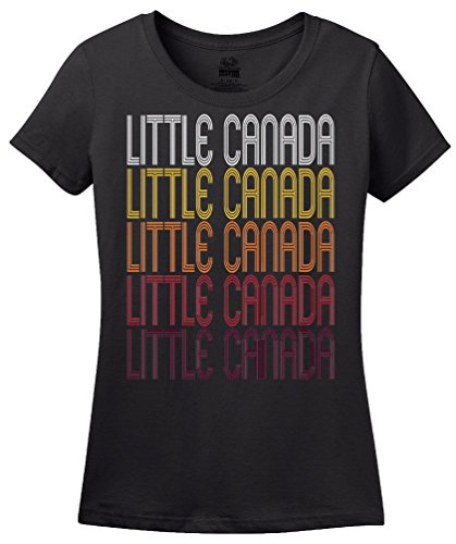 Little Canada, MN | Retro, Vintage Style Minnesota Pride T-shirt