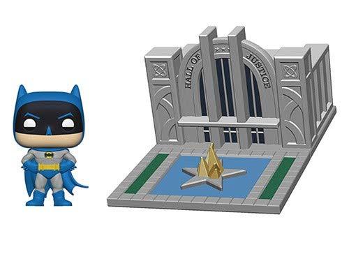 Funko Pop! Town: Batman - Hall of Justice