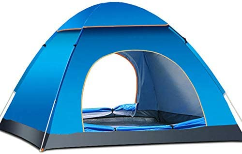 Ezone Waterproof Instant Pop Up Tent 3-4 Person Camping Tent