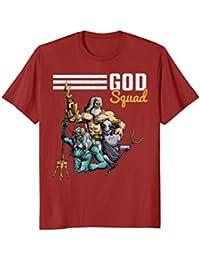 God Squad Zeus Poseidon Hades Shirt : Greek Mythology Gift