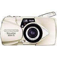 Olympus Stylus Epic Zoom 115 QD Date 35mm Camera