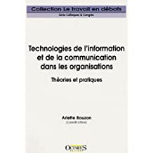 Technologies Information et Communication Dans Organisations