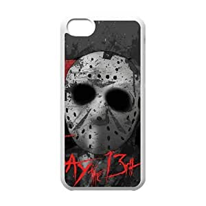 Friday The 13Th For iPhone 5C Cell Phone Cases Easy Firm NDDG8066108