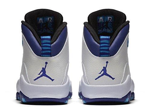 Air-Jordan-10-X-Charlotte-Retro-WhiteConcord-Blue-Lagoon-Black-310805-107-2016-Release