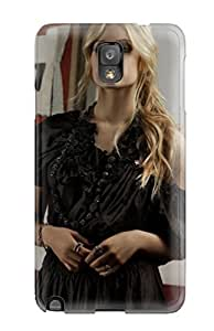 For Galaxy Note 3 Protector Case Celebrity Avril Lavigne Phone Cover