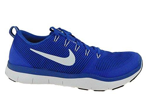 Nike Mens Free Train Versatility Running Sneakers (12 D(M) US Game Royal/White/Black)