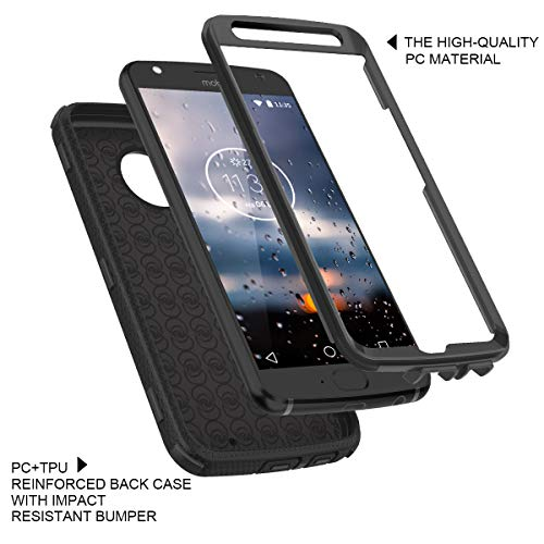 reputable site 780bc 44565 Moto X4 Case, CinoCase X4 Phone Case Heavy Duty Rugged Armor ...