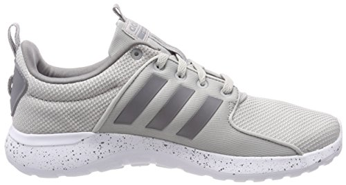 Cloudfoam Three Adidas grey Homme Racer Baskets F17 ftwr White Gris Two Grey F17 grey White Lite dvrqv
