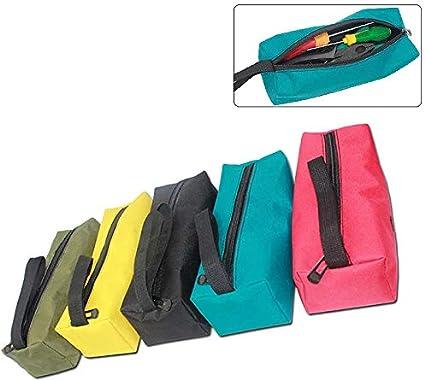 multifunktional tragbar 25 * 8.5 * 7cm wasserfest 25 x 8,5 x 7 cm Zubeh/ör Namgiy Werkzeugtasche Schwarz