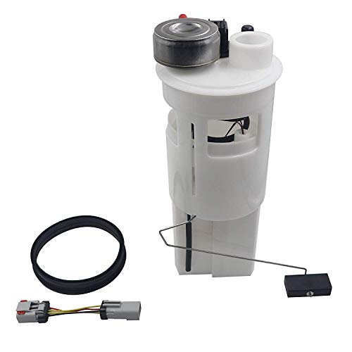 CUSTONEPARTS CP7093 New Electric Intank Fuel Pump Module Assembly w/Fuel Sending Unit For 96-97 Dodge Ram 1500/2500/3500 Pickup Exclude Cummins Diesel engine E7093M