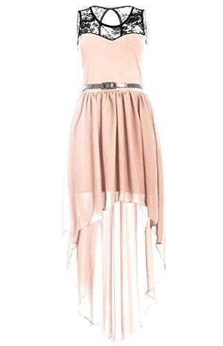 Rose Damen Kleid A Linie Drasawee x8HwPqn