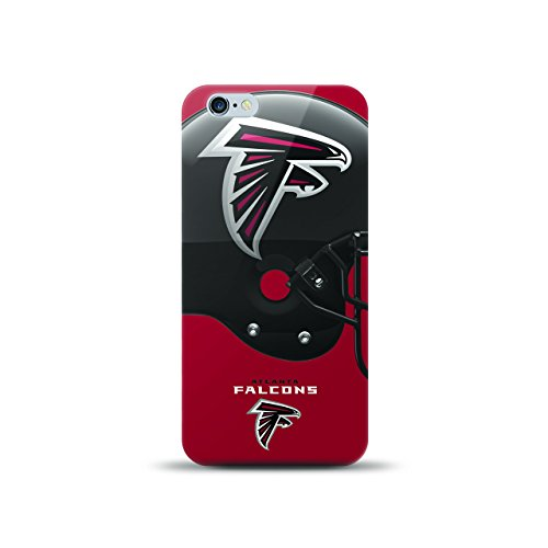 MIZCO SPORTS NFL-HL6-FALC iPhone 6/6S Helmet Case for NFL Atlanta Falcons (Atlanta Fan Series Falcons)