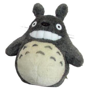 "Totoro 6"" Smiling Plush Doll"