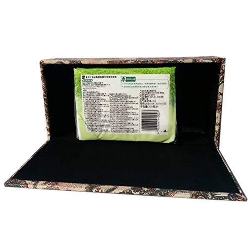 NANIH Home Tissue-Box Europäischer rechteckiger Bürowagen mit Papierbox Leder-Papiertuch Leder-Papiertuch Leder-Papiertuch mit Leopardenmuster B07Q6SRVLW Toilettenpapieraufbewahrung de7dcf