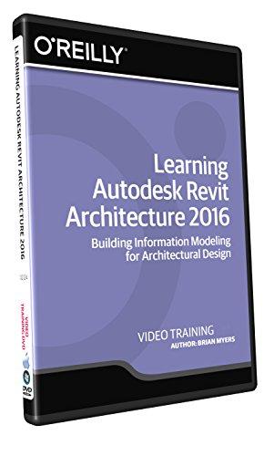 Learning Autodesk Revit Architecture 2016 - Training DVD by Infiniteskills