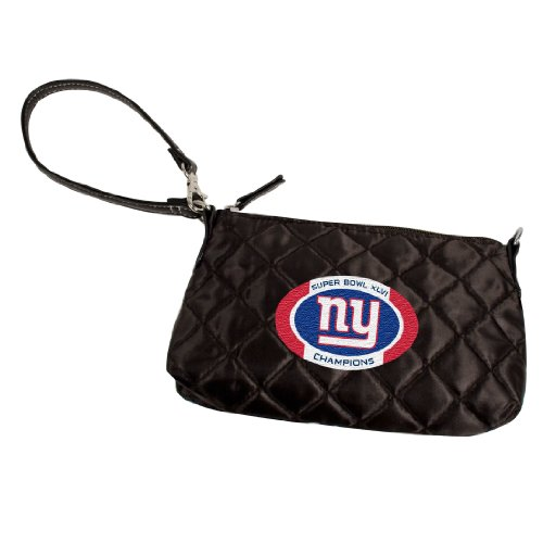 NFL New York Giants Quilted Wristlet by Littlearth