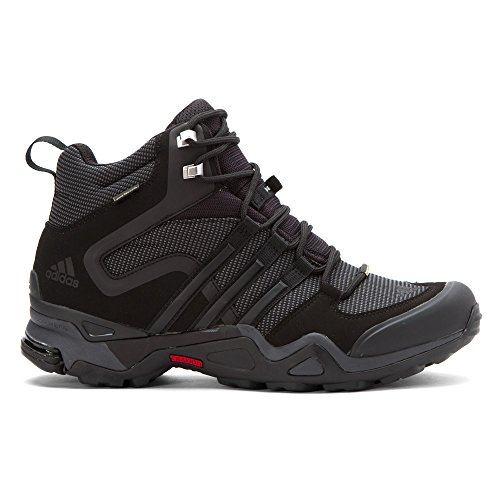 Red Black Boot High Grey adidas Mens GTX X Fast Power Hiking Dark PwHCqfO