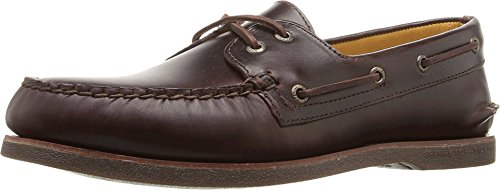 Sperry Top-Sider Men's Gold Cup A/O 2-Eye Boat Shoe,Seahorse Leather,US 8 M