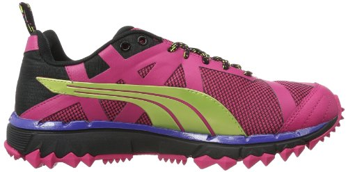 Femme Running black Tr Purple Wn's lime Faas Rose Puma beetroot 500 zIqXS4