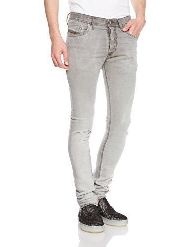 Jeans Tepphar 682v Gris Délavé Hyper Stretch