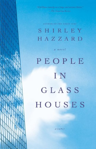 People in Glass Houses: A Novel (People Glass)