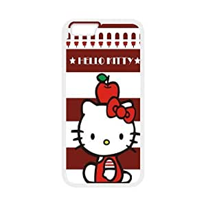 Hello Kitty TY0003155 Phone Back Case Customized Art Print Design Hard Shell Protection Iphone 6