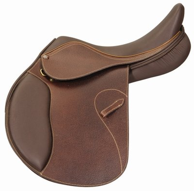 Hdr Close Contact Saddle (HDR Memor-X Close Contact Saddle (Regular) 17.5'' Regular Australian Nut)