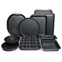 ChefLand 10-Pc. Nonstick Bakeware Set |P...