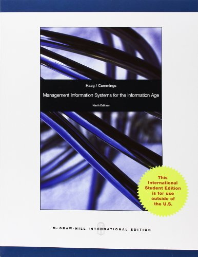 management information systems for the information age [pdf] download management information systems for the information age by stephen haag [pdf] download management information systems for the information ag.