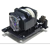 CP-X4022WN Hitachi Projector Lamp Replacement. Projector Lamp Assembly with Genuine Original Osram P-VIP Bulb Inside.